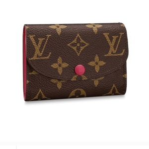 Louis Vuitton ROSALIE COIN PURSE Wallet